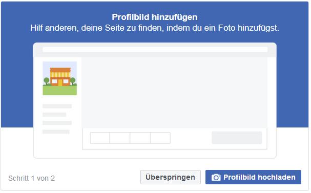Facebook Profilbild Erstellen