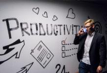 Productivity Leistungskurve - Steigern der Produktivität