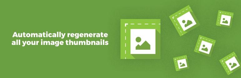 Regenerate-Thumbnails - WordPress Bilder Fotos Grafiken Plugin