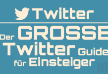 Twitter Einsteiger Guide - Anleitung Ratgeber