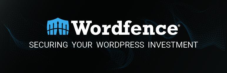 Wordfence Security - WordPress Security Plugin